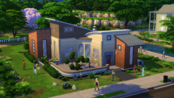 Sims 4 House 2