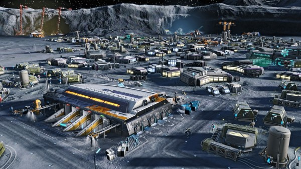 Anno 2207 Screen
