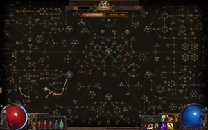 Path-of-Exile Skilltree