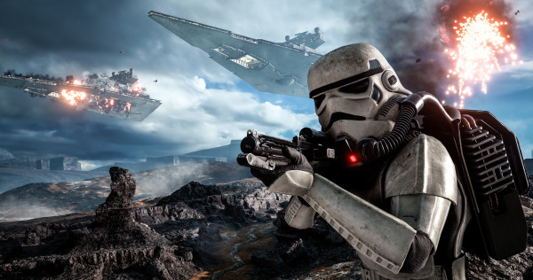 Star Wars Battlefront Sullustt