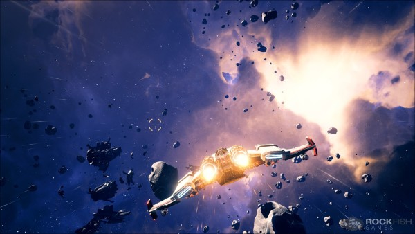 Everspace Asteroiden
