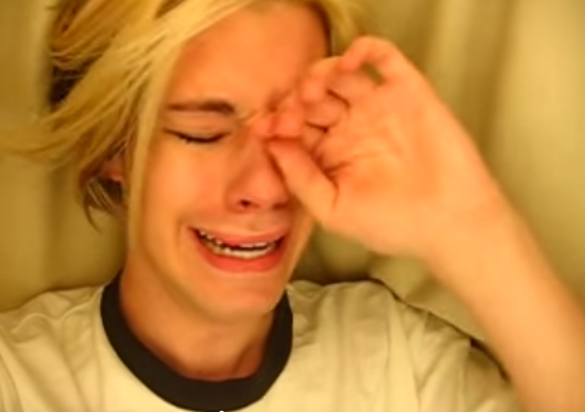 Leave Xavier alone!