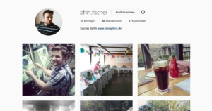 Mein Instagram-Album