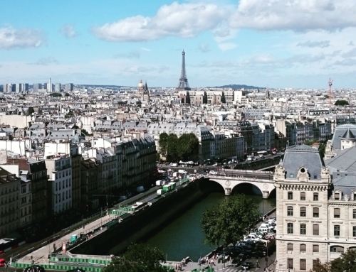 Flitterwochen in Paris – meine Highlights